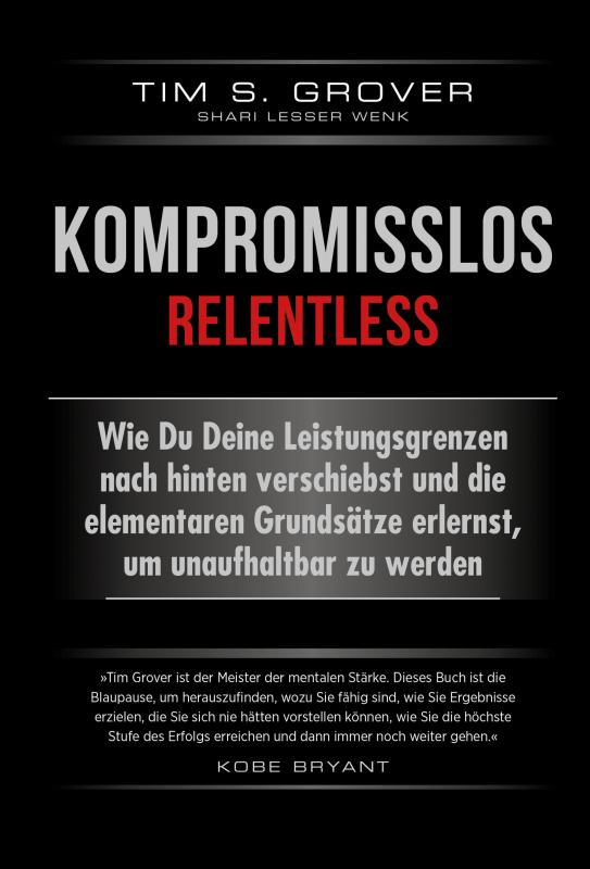 Cover-Bild Kompromisslos - Relentless