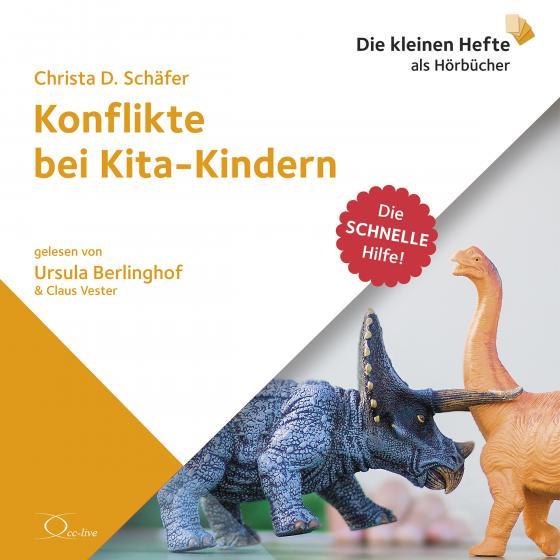 Cover-Bild Konflikte bei Kita-Kindern
