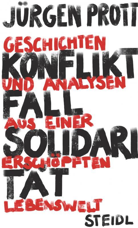 Cover-Bild Konfliktfall Solidarität