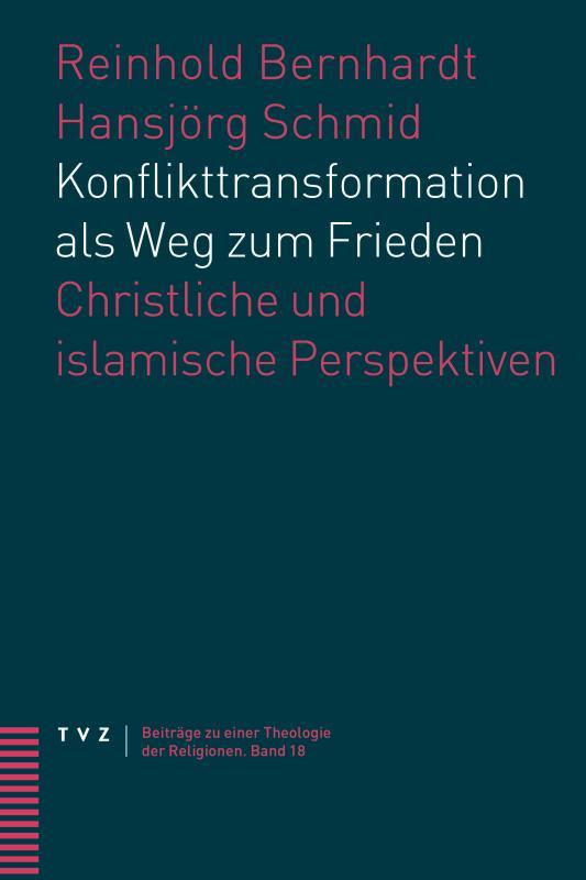 Cover-Bild Konflikttransformation als Weg zum Frieden