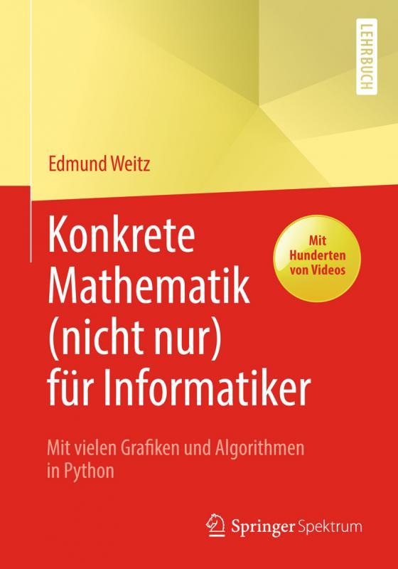 Cover-Bild Konkrete Mathematik (nicht nur) für Informatiker