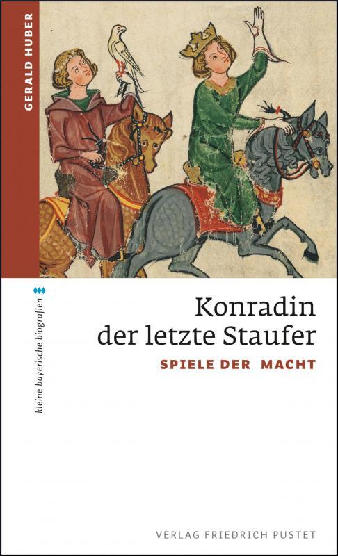 Cover-Bild Konradin, der letzte Staufer