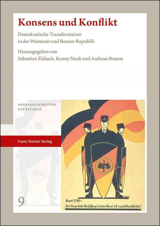Cover-Bild Konsens und Konflikt