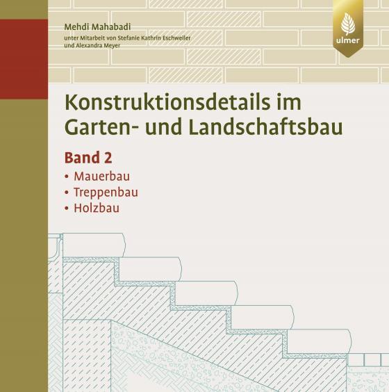 Cover-Bild Konstruktionsdetails im Garten- und Landschaftsbau Band 2