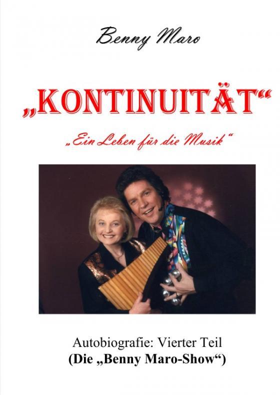 """Cover-Bild KONTINUITÄT """"Ein Leben für die Musik"""" / KONTINUITÄT """"Ein Leben für die Musik"""" (vierter Teil)"""