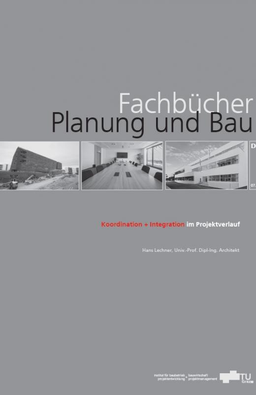 Cover-Bild Koordination und Integration im Projektverlauf
