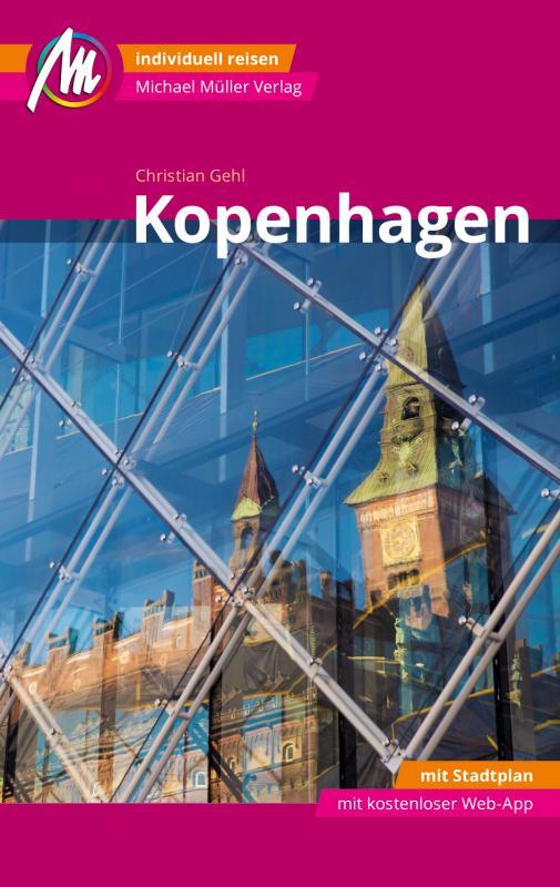 Cover-Bild Kopenhagen MM-City Reiseführer Michael Müller Verlag