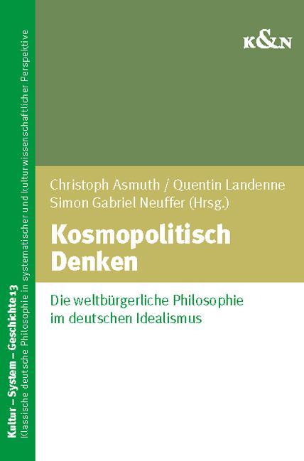 Cover-Bild Kosmopolitisch Denken