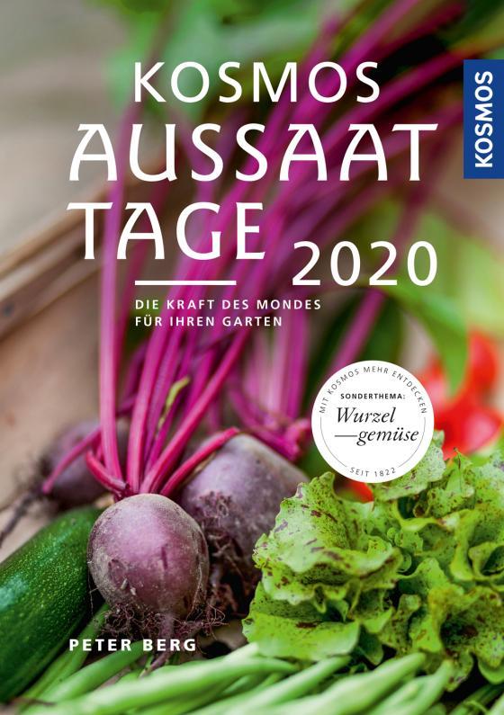 Cover-Bild Kosmos Aussaattage 2020