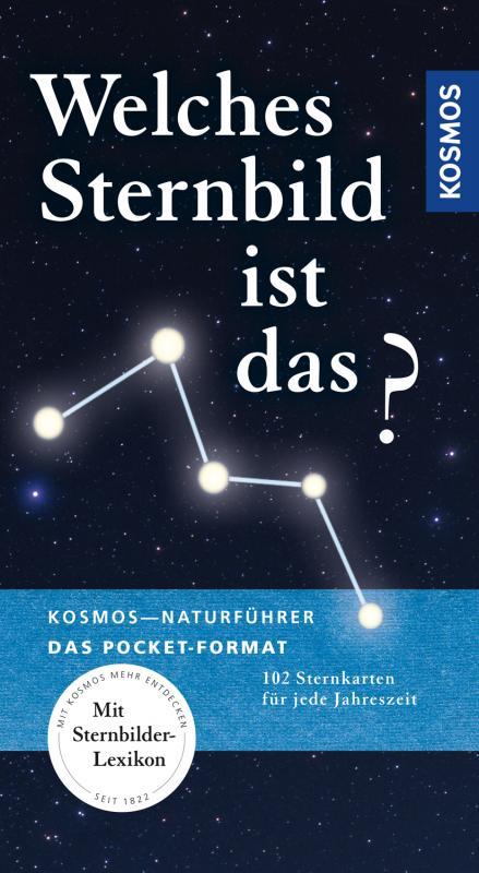 Cover-Bild Kosmos Basic Welches Sternbild ist das?