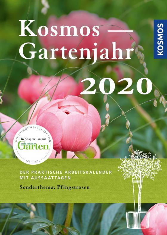 Cover-Bild Kosmos Gartenjahr 2020