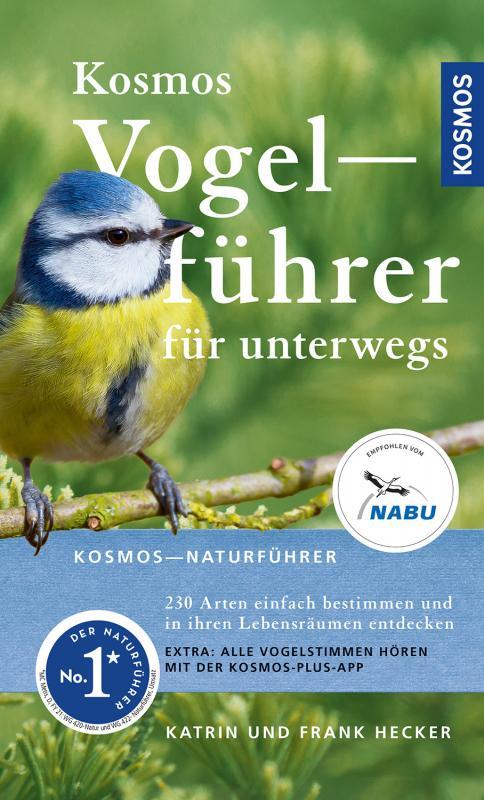 Cover-Bild Kosmos Vogelführer für unterwegs