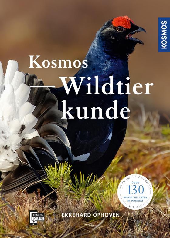 Cover-Bild KOSMOS Wildtierkunde