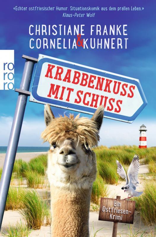 Cover-Bild Krabbenkuss mit Schuss