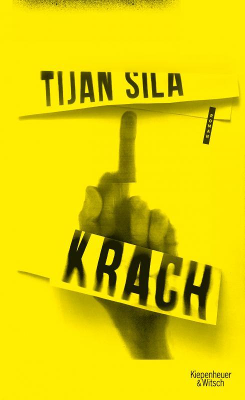 Cover-Bild Krach