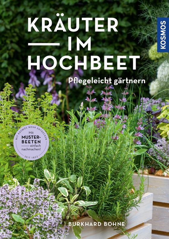 Cover-Bild Kräuter im Hochbeet