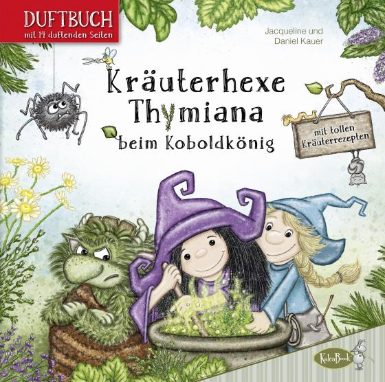 Cover-Bild Kräuterhexe Thymiana beim Koboldkönig
