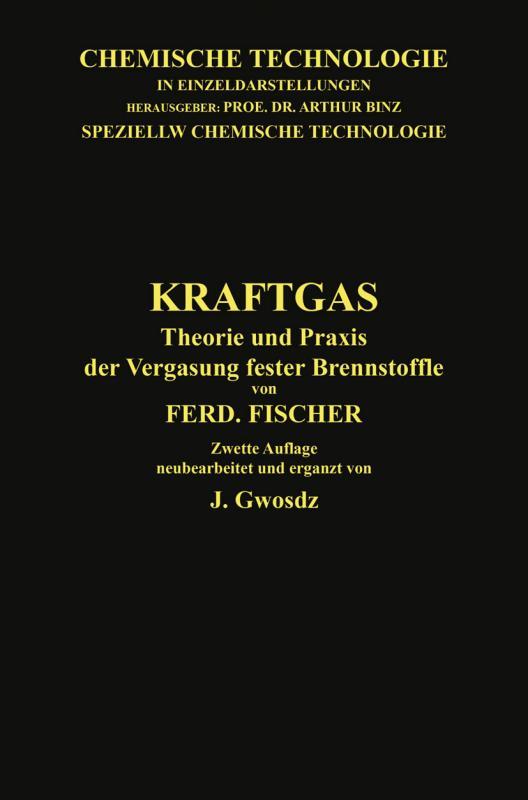 Cover-Bild Kraftgas