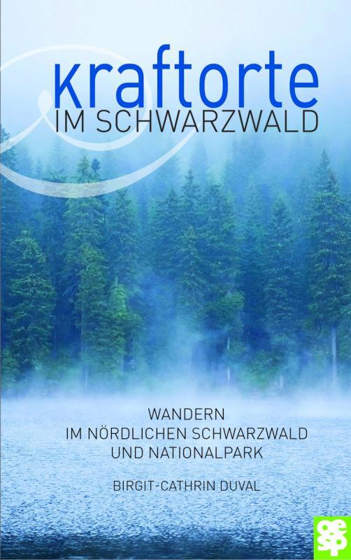 Cover-Bild Kraftorte im Schwarzwald