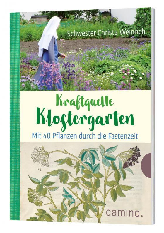 Cover-Bild Kraftquelle Klostergarten
