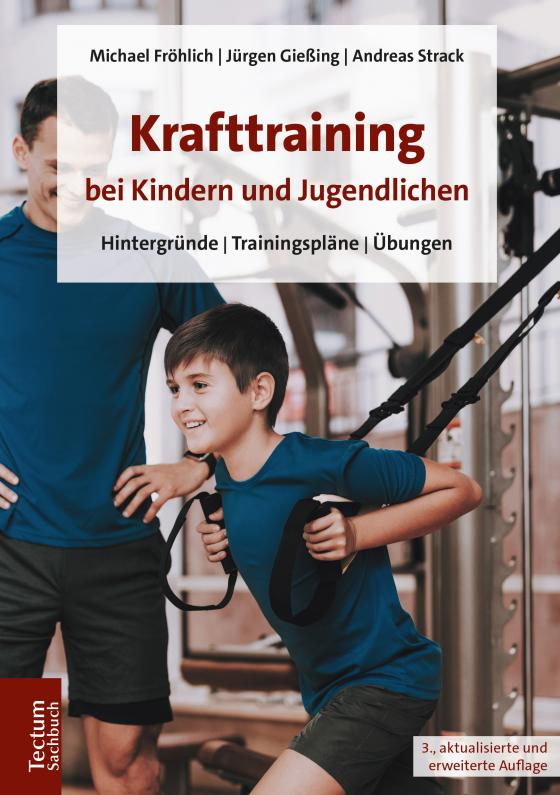 Cover-Bild Krafttraining bei Kindern und Jugendlichen