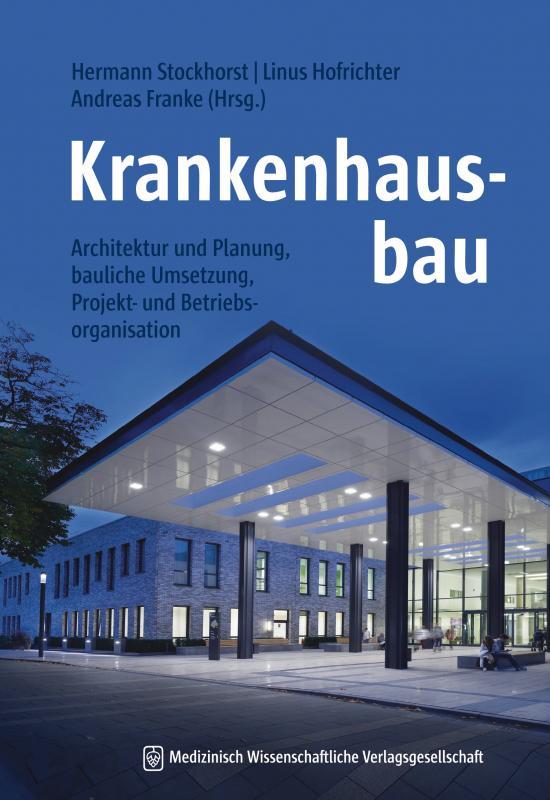 Cover-Bild Krankenhausbau