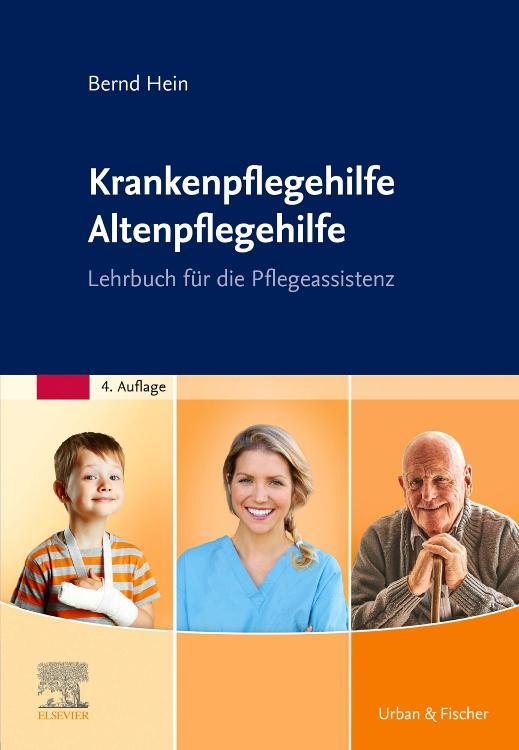 Cover-Bild Krankenpflegehilfe Altenpflegehilfe