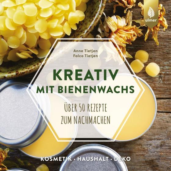Cover-Bild Kreativ mit Bienenwachs