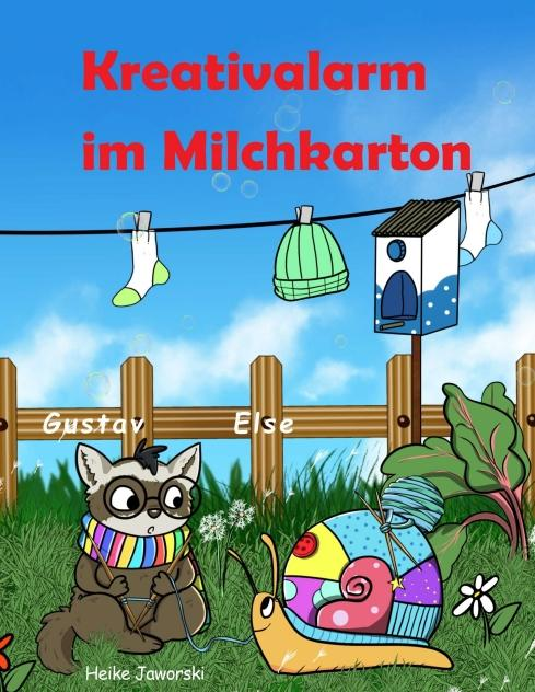 Cover-Bild Kreativalarm im Milchkarton