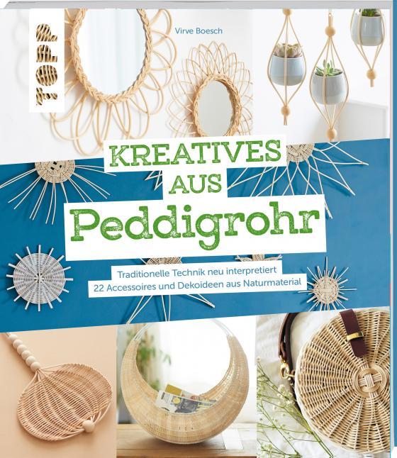 Cover-Bild Kreatives aus Peddigrohr