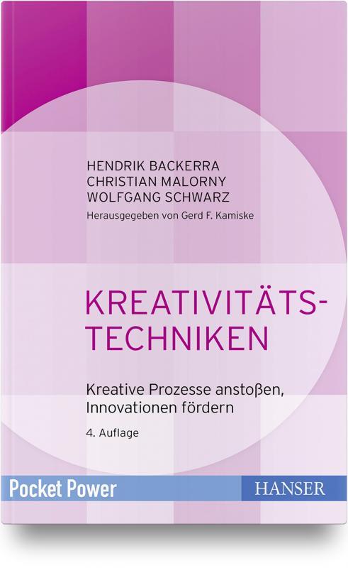 Cover-Bild Kreativitätstechniken