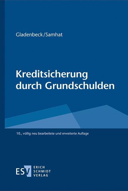 Cover-Bild Kreditsicherung durch Grundschulden