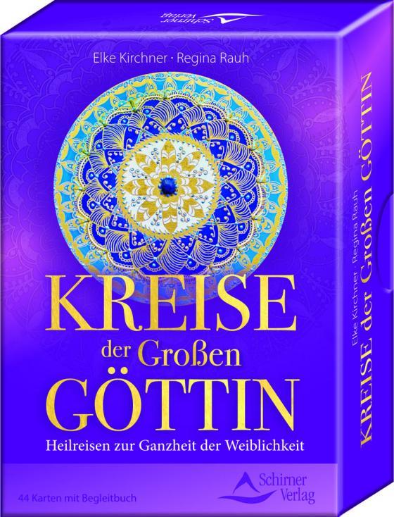 Cover-Bild Kreise der Großen Göttin