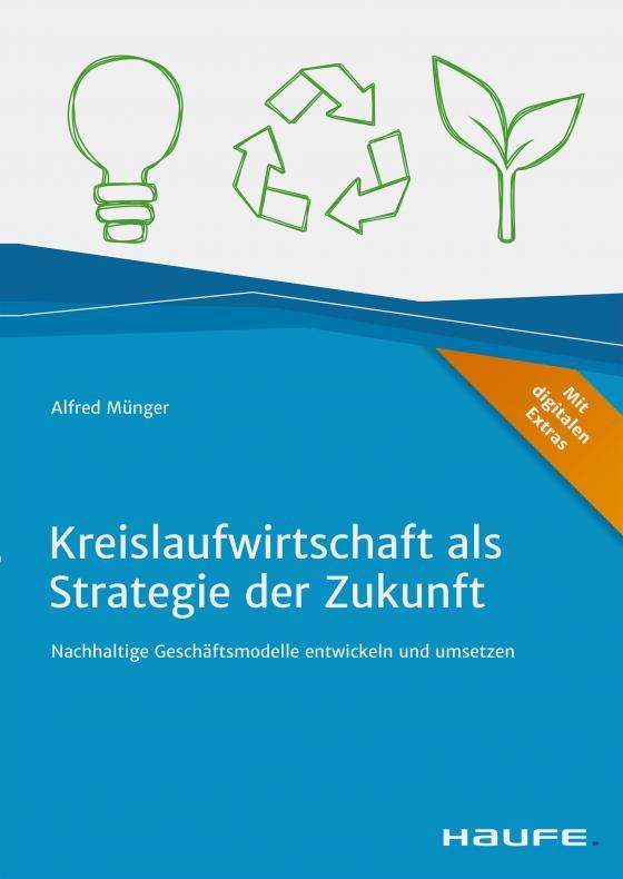 Cover-Bild Kreislaufwirtschaft als Strategie der Zukunft