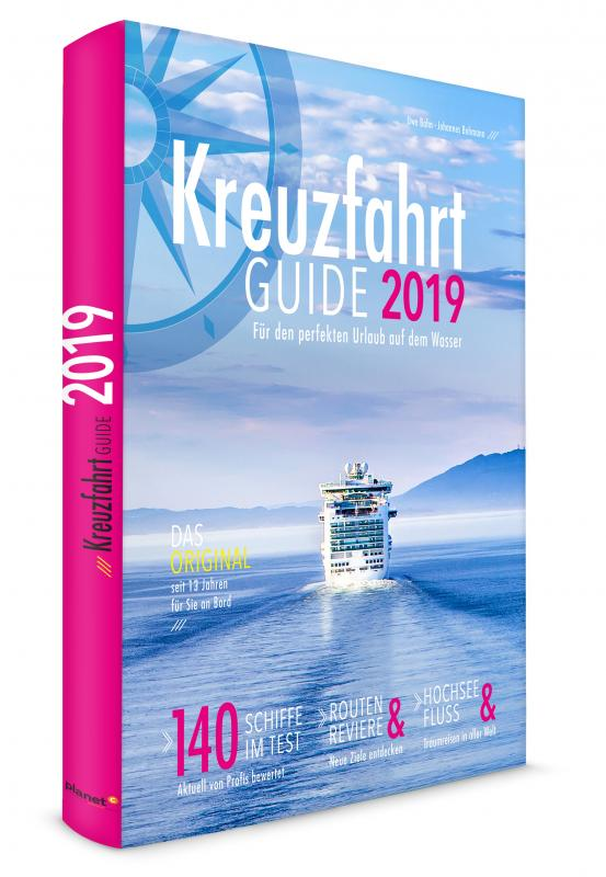 Cover-Bild Kreuzfahrt Guide 2019