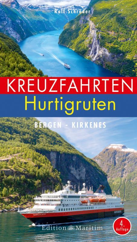 Cover-Bild Kreuzfahrten Hurtigruten