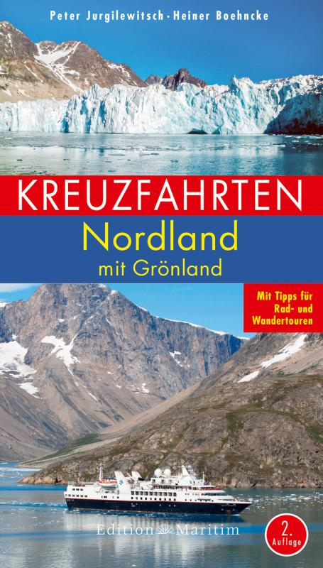 Cover-Bild Kreuzfahrten Nordland
