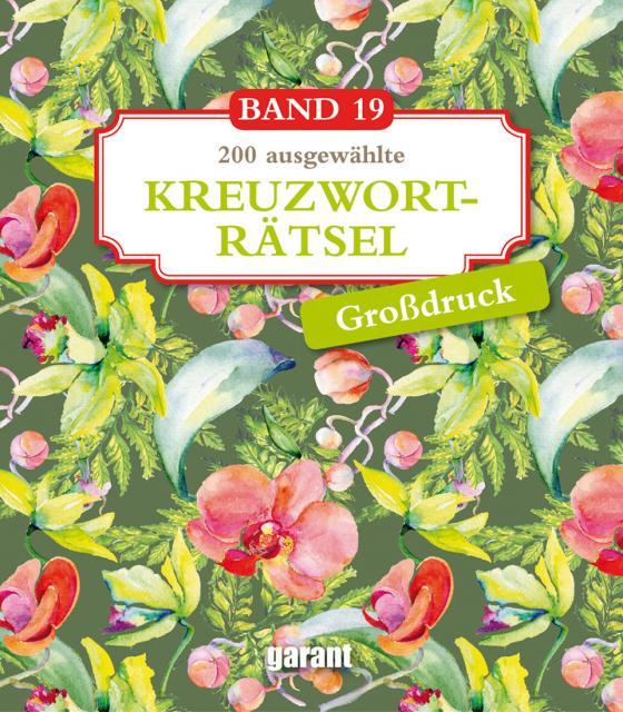 Cover-Bild Kreuzworträtsel Deluxe Groß- Band 19