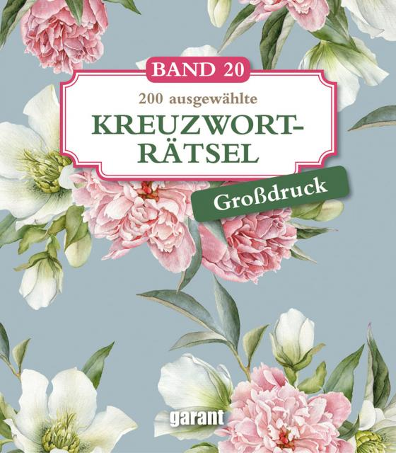 Cover-Bild Kreuzworträtsel Deluxe Groß- Band 20