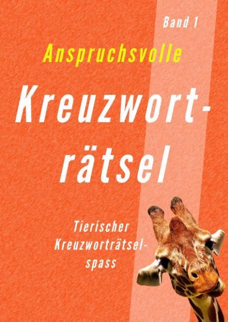 Cover-Bild Kreuzworträtselspass