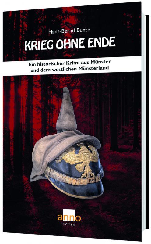 Cover-Bild Krieg ohne Ende