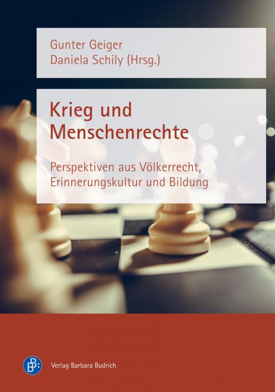 Cover-Bild Krieg und Menschenrechte