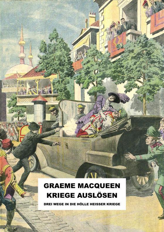 Cover-Bild Kriege auslösen
