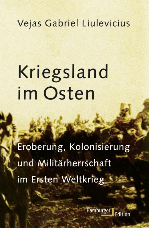 Cover-Bild Kriegsland im Osten