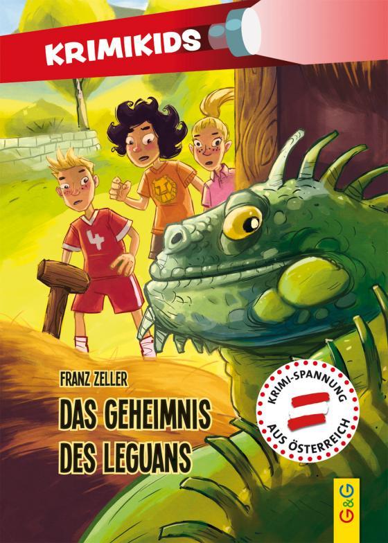 Cover-Bild KrimiKids - Das Geheimnis des Leguans