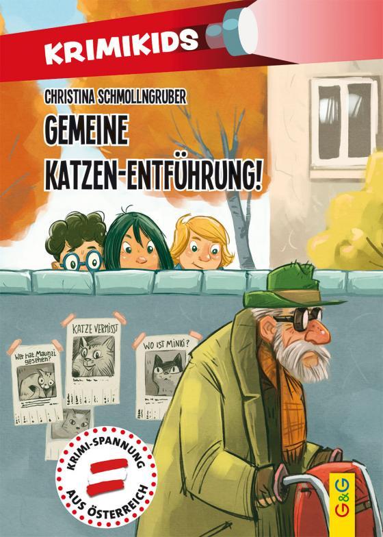 Cover-Bild KrimiKids - Gemeine Katzen-Entführung!