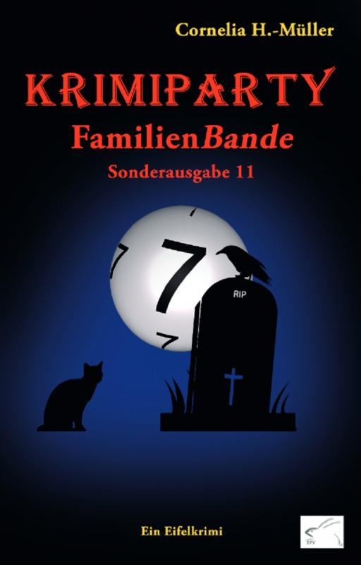 Cover-Bild Krimiparty Sonderausgabe 11: FamilienBande