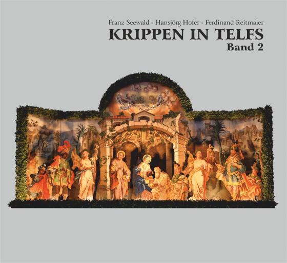 Cover-Bild Krippen in Telfs
