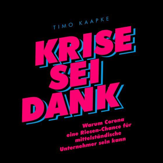 Cover-Bild Krise sei Dank