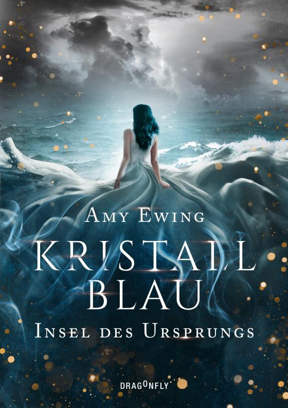 Cover-Bild Kristallblau - Insel des Ursprungs